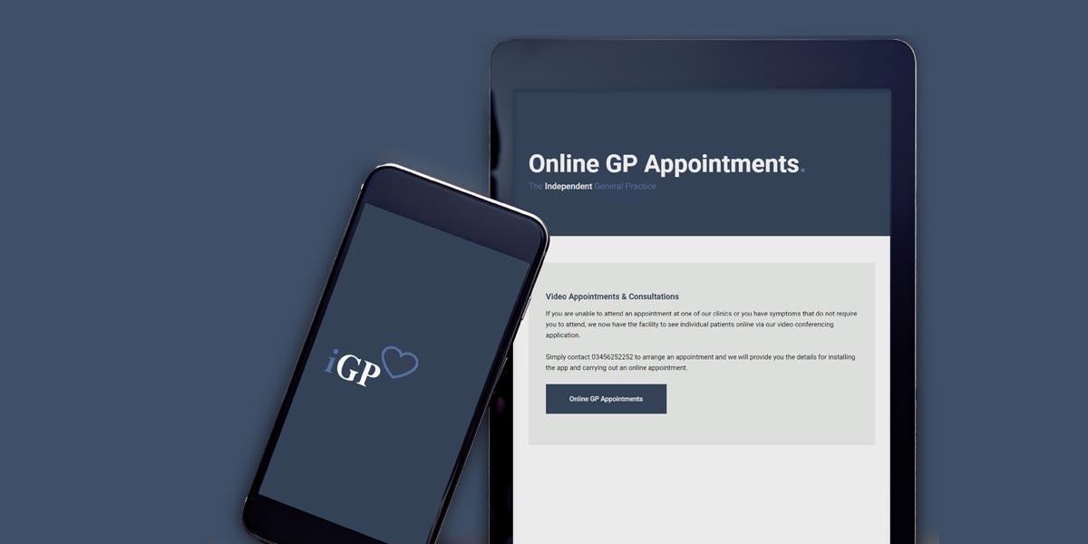 Online GP Appointments